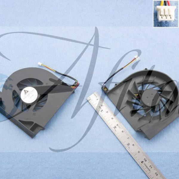 HP CQ61 G61 ausintuvas
