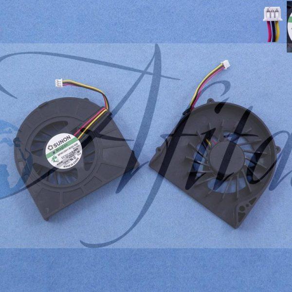Dell Inspiron N5010 M5010 kompiuterio aušintuvas