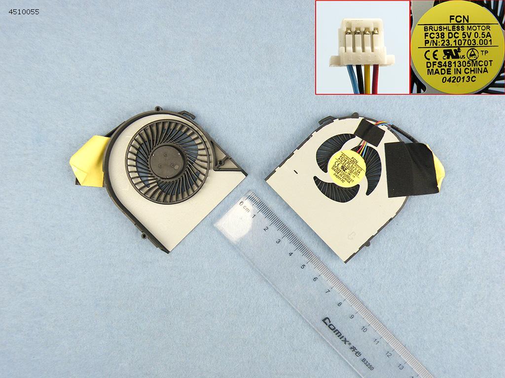 Acer Aspire V5 V5-531 531G V5-571 571G V5-471G ausintuvas