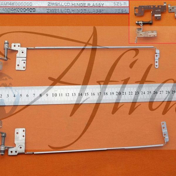 Ekrano vyriai lankstai Lenovo B50 B50-30 B50-45