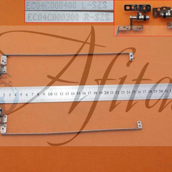 Ekrano vyriai lankstai Lenovo G serijos 3000 4151 G530