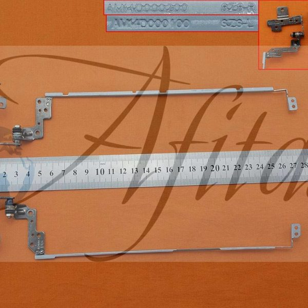 Ekrano vyriai lankstai HP 15-G 15-H 15-R 15-G003 15-R011