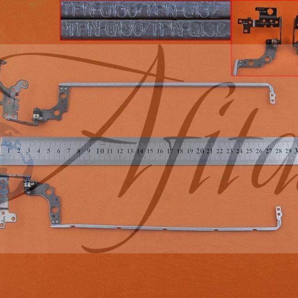 Ekrano vyriai lankstai HP Pavilion 15-N 15-F serijos