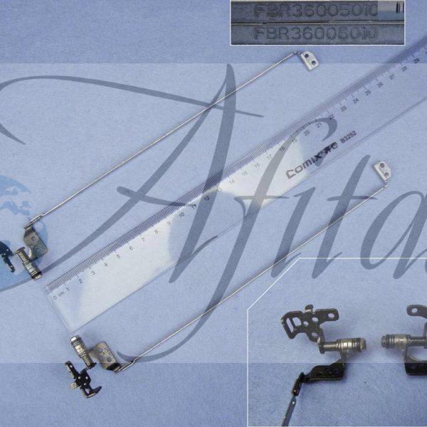 Ekrano vyriai lankstai HP Pavilion G6-2000