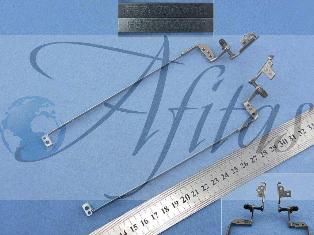 Ekrano vyriai lankstai Acer Aspire 1810T