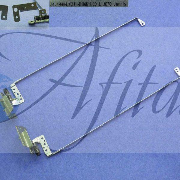 Ekrano vyriai lankstai Acer Aspire 7551 7741 Ekrano vyriai lankstai Acer Aspire 7551 7741