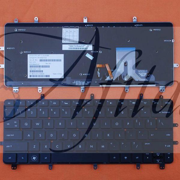 Hp Envy Spectre Xt Pro Ultrabook 13-2000 klaviatūra