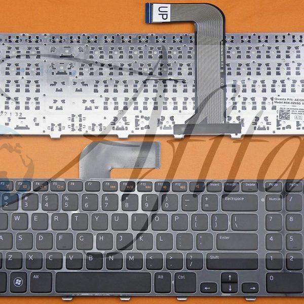 Dell Inspiron 17R N7110 kompiuterio klaviatūra