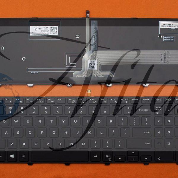 Klaviatūra Dell Inspiron 15-5000 5547 5521 5542