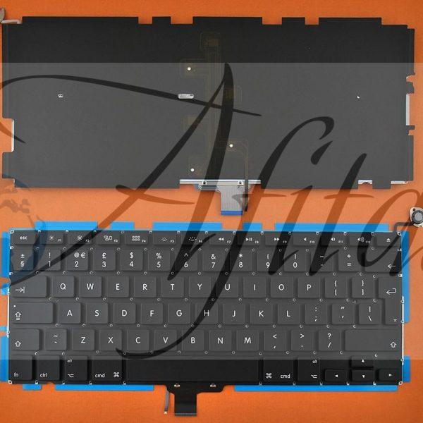Klaviatūra Apple MacBook Pro A1278