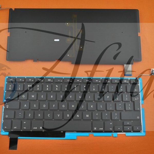"Klaviatūra Apple Macbook Pro 15"" A1286"