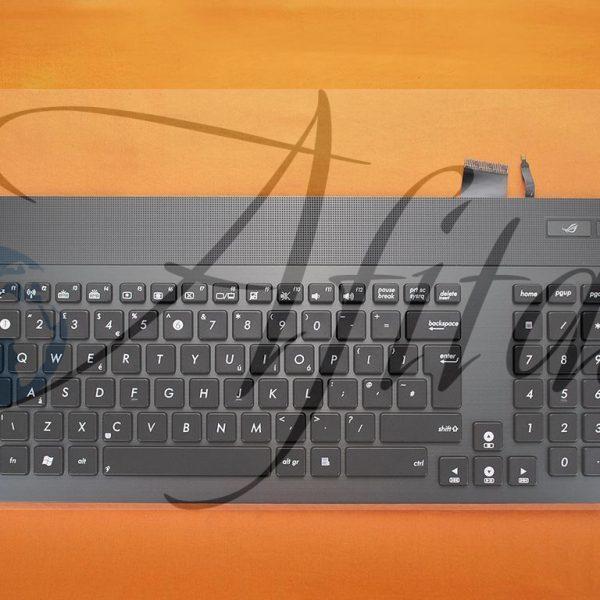 Asus kompiuterio klaviatura G74 G74S G74Sx