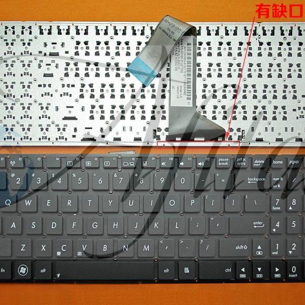 Asus kompiuterio klaviatura X550 X551X X550LD