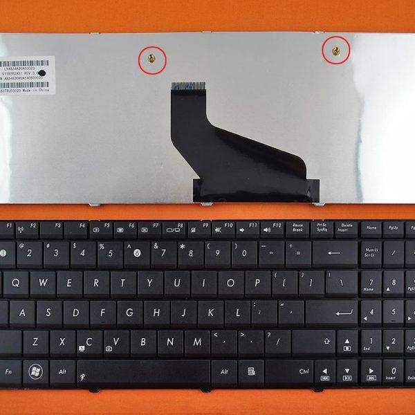 Klaviatūra Asus X53B X53U K53TA K53Z
