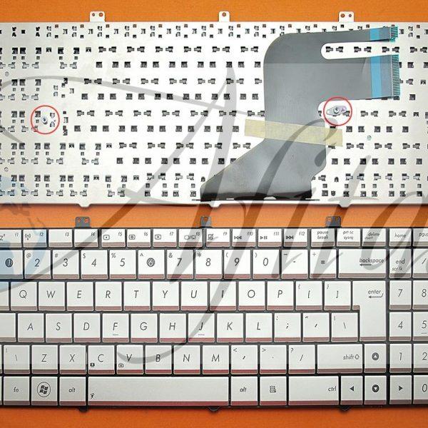Klaviatūra Asus N55 N55S N75 N75SF N75SL