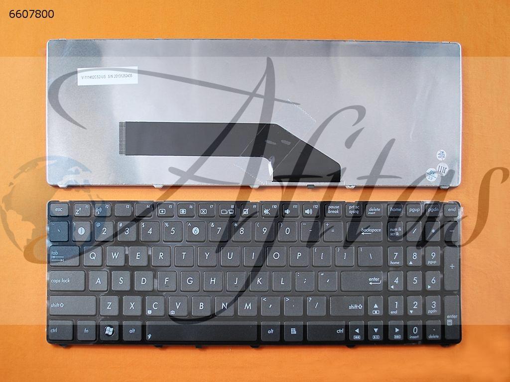 Klaviatūra Asus K50 X5DC K50IP K50IE F52