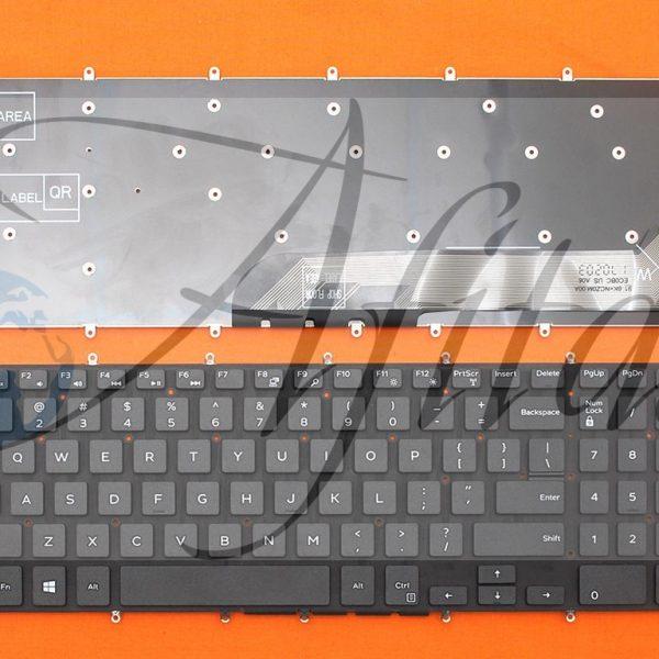 Kompiuterio klaviatūra Dell Inspiron 15-7566 7567 5567 5565