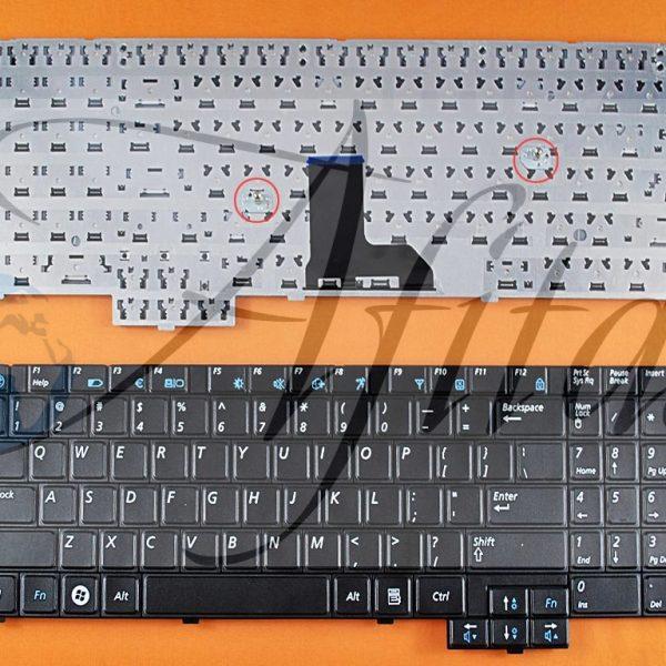 Klaviatūra Samsung R523 R528 R530 R620 RV510