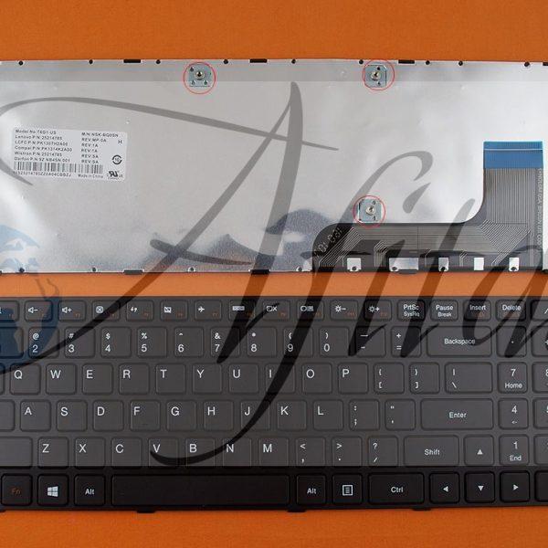 Klaviatūra Lenovo IdeaPad 100 15 100-15 300-15
