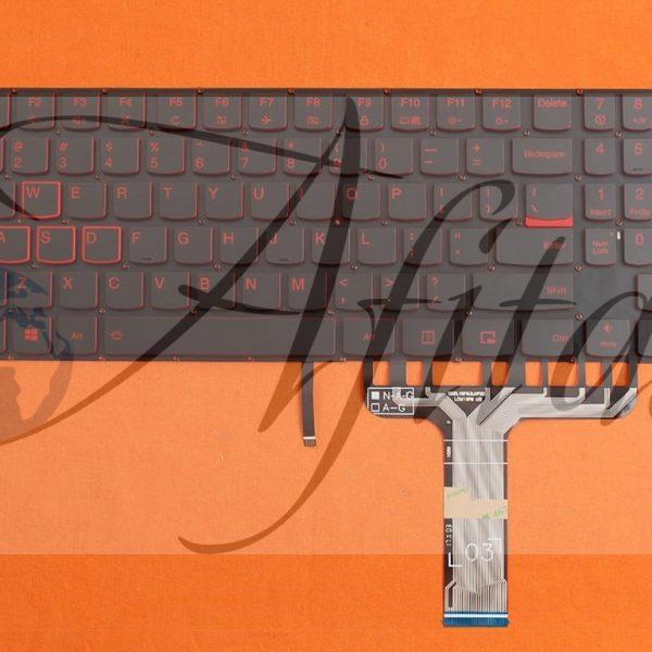Lenovo Legion Y520 Y520-15Ikb Y720-15Ikb R720 klaviatūra