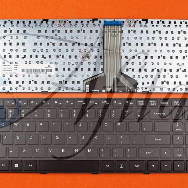 Lenovo Ideapad 100 15 kompiuterio klaviatūra