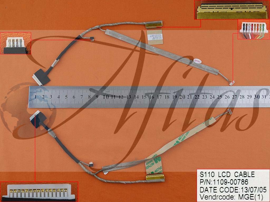 Ekrano kabelis Lenovo Ideapad S100 S110