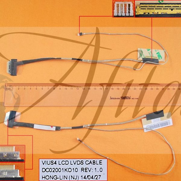 Ekrano kabelis Lenovo S300