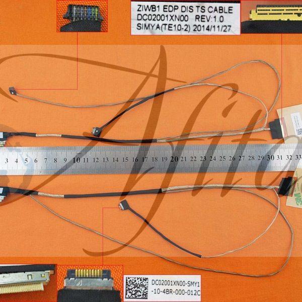 Ekrano kabelis Lenovo B50-30 B50-45 B50-70 B50-75