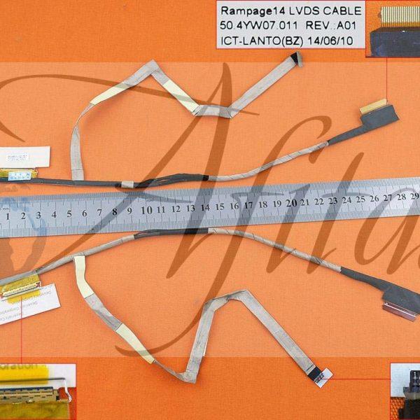 Ekrano kabelis HP Probook 450 455 450G S15 450G1 445G1 455G1