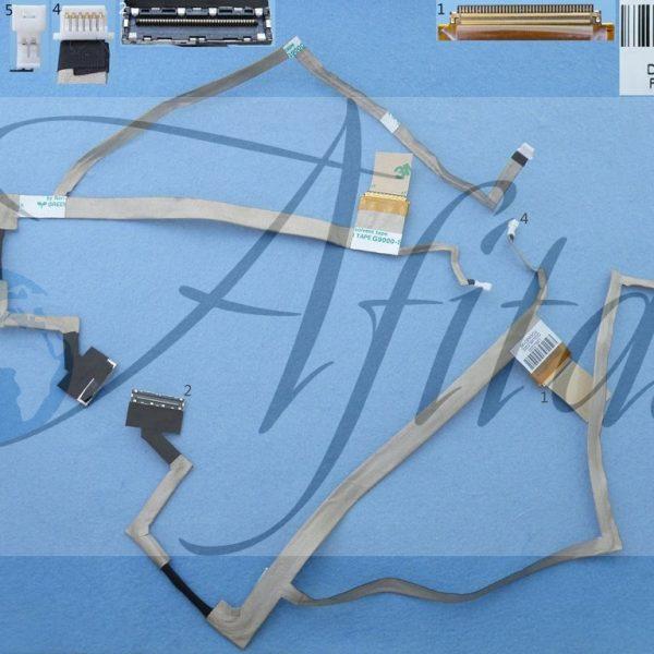 Ekrano kabelis HP Pavilion DV6 DV6-3000