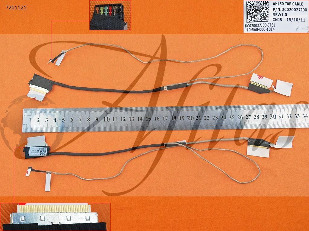 Ekrano kabelis HP 15-A 15-Ac 15-Af 15-Ac121dx 250 G4 255 G4