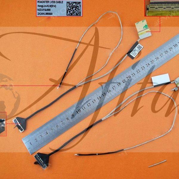 Ekrano kabelis HP ENVY M4-1000 1016TX 1009TX 1010TX