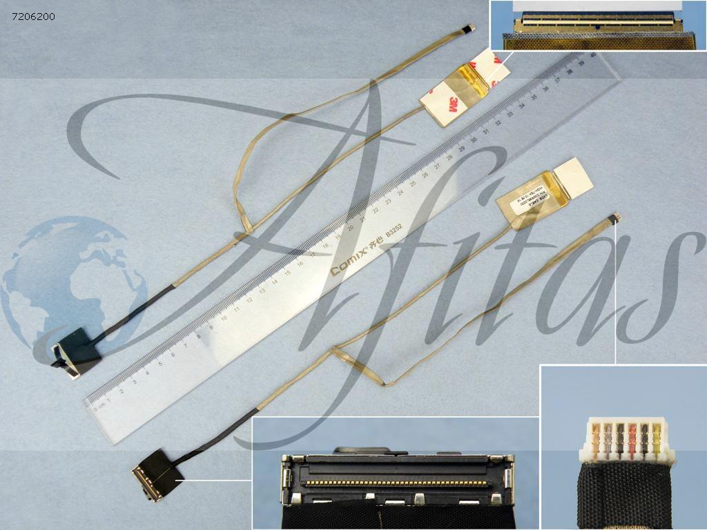 Ekrano kabelis DELL Inspiron 1525 1526