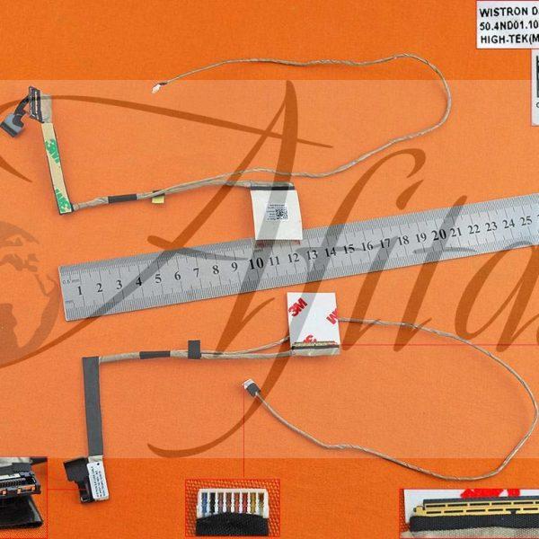 Ekrano kabelis Dell Vostro V13 V131 V131d