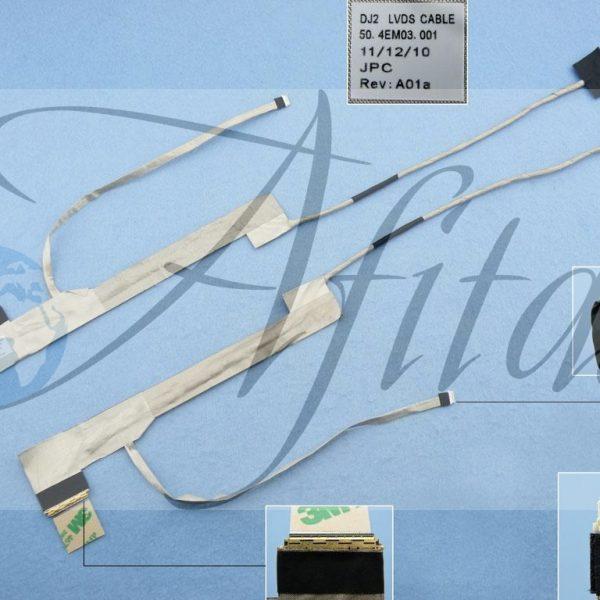 Ekrano kabelis DELL Inspiron N5020 M5030 M5020 N5030