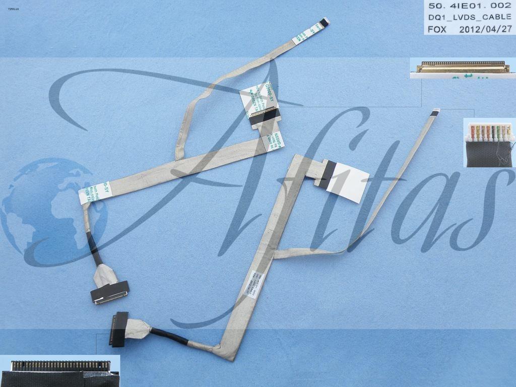 Ekrano kabelis Dell Inspiron 15R N5110