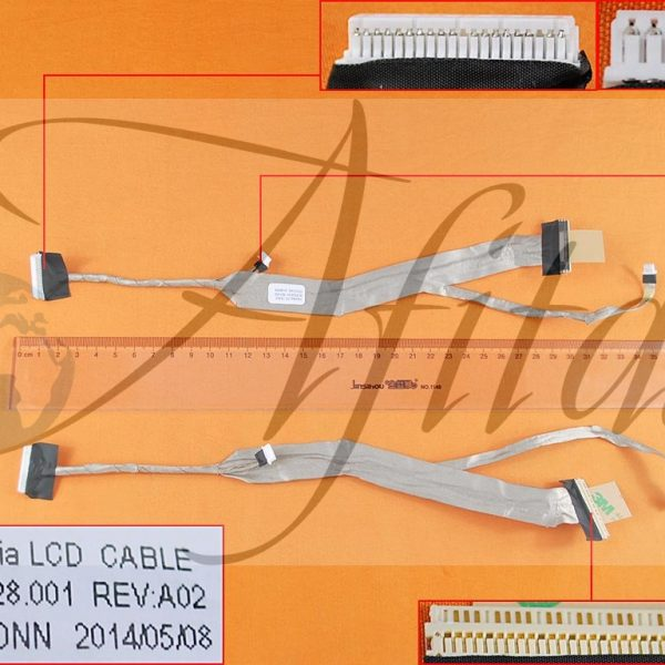 Ekrano kabelis Acer 5520 5320 5710 5720 5610