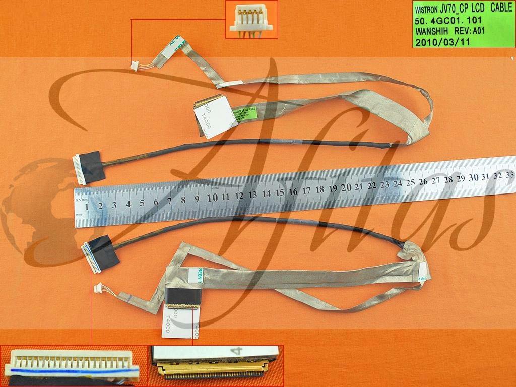 Ekrano kabelis Acer Aspire 7740 7740G 7736G 7540 7540G
