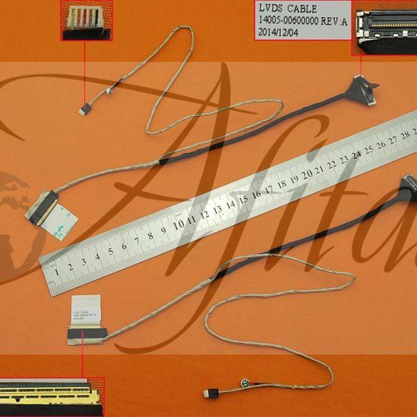 Ekrano kabelis Asus K56 K56c K56cm K56ca S56c A56c