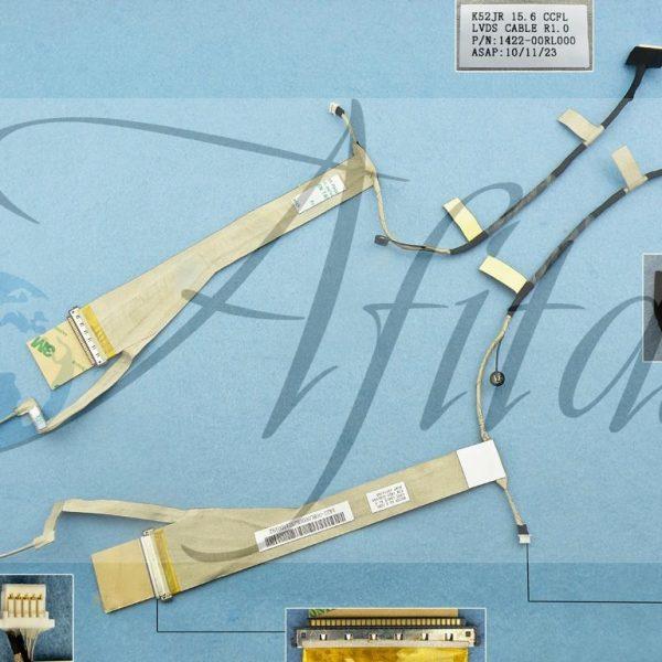 Ekrano kabelis Asus K52 K52F K52JR K52JE K52n