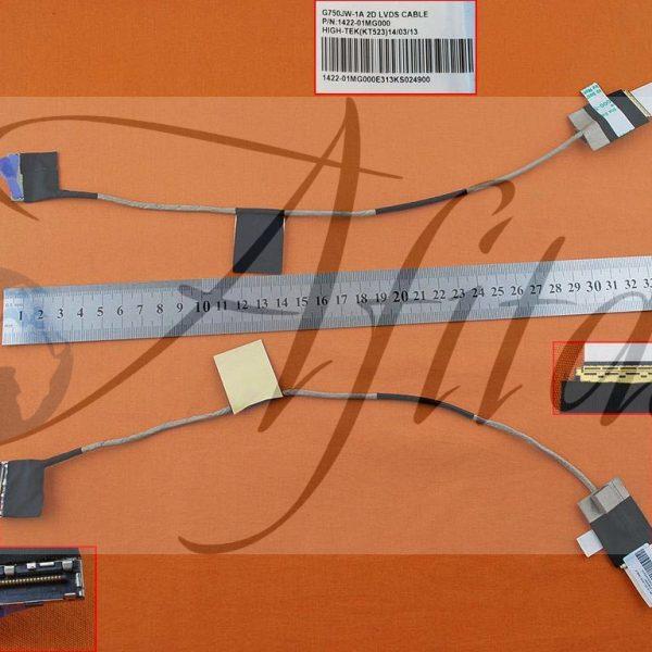 Ekrano kabelis Asus G750 G750J G750JW G750JH W750