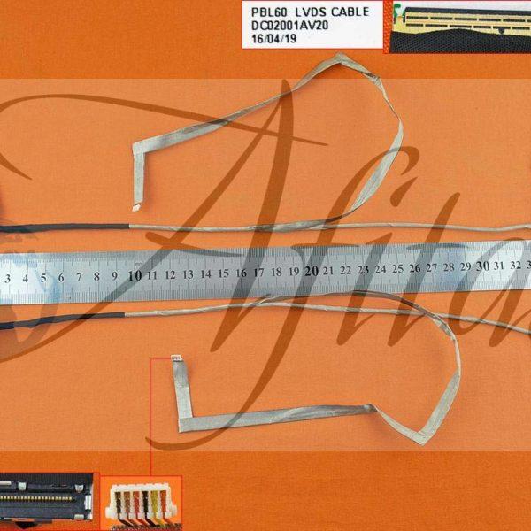Ekrano kabelis Asus K53 A53 X53 K53E K53S X53E