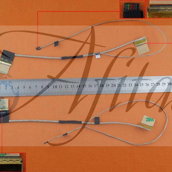 Ekrano kabelis Asus X550d X550dp F550dp K550dp