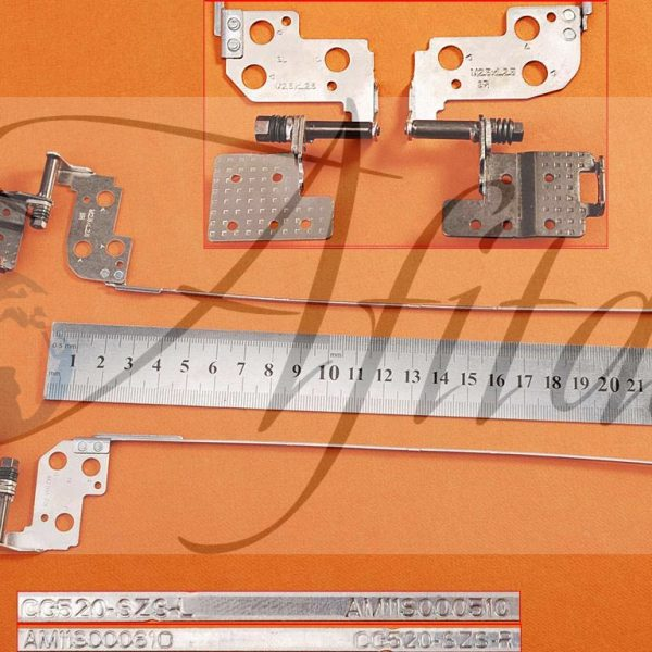 Ekrano vyriai lankstai Lenovo Ideapad 110-15Ibr