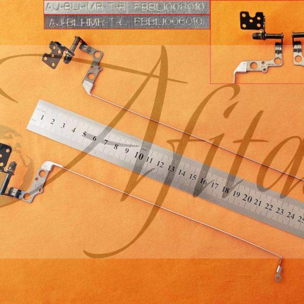Ekrano vyriai lankstai Toshiba L50-B L55a-T L55-B
