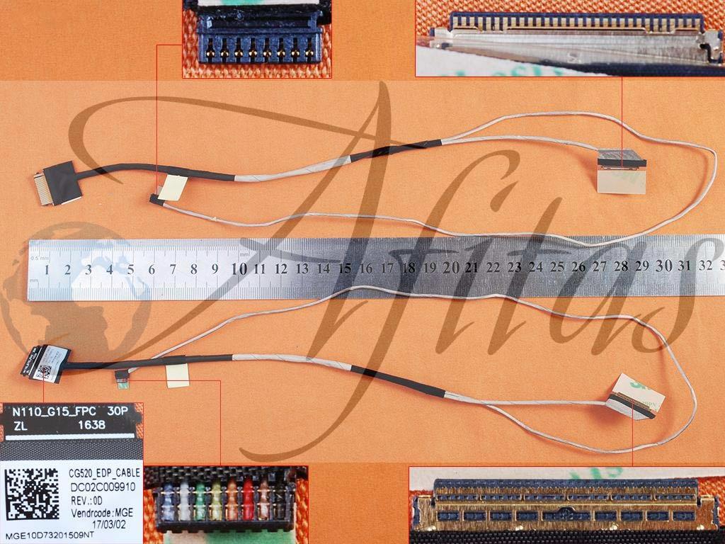 Ekrano kabelis Lenovo Ideapad 110-15Ibr 110-15