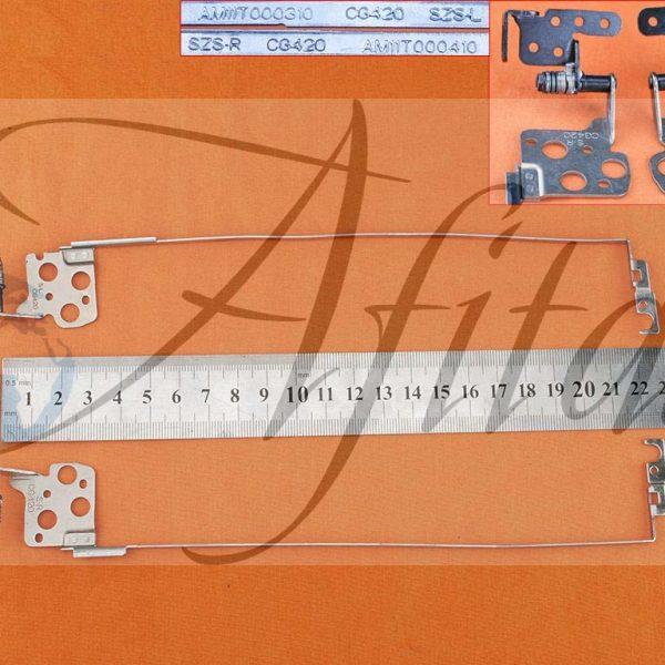 Ekrano vyriai lankstai Lenovo Ideapad 110-14Ibr 110-14Isk