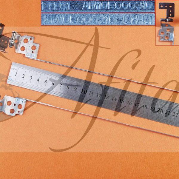 Ekrano vyriai lankstai Lenovo IdeaPad 100-15 100-15IBD