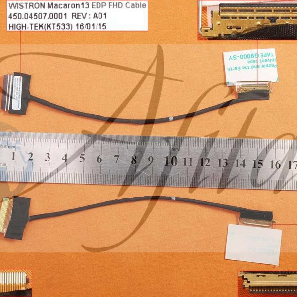 Ekrano kabelis HP 13-S 13-S120nr X360 13S