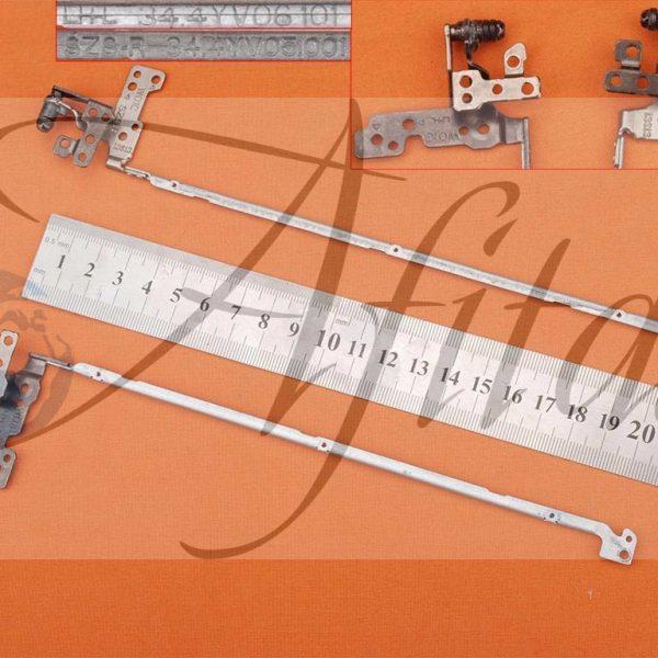 Ekrano vyriai lankstai HP 430 G1 430G1
